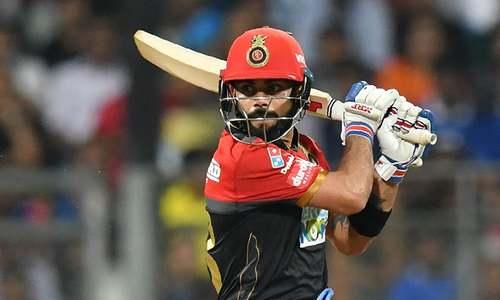 Melon-Kohli for Virat despite setting IPL run record