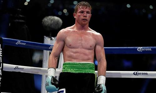 Mexican standout Saul Alvarez banned from boxing for six months