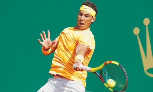 Djokovic battles past Coric, Nadal breezes into last 16