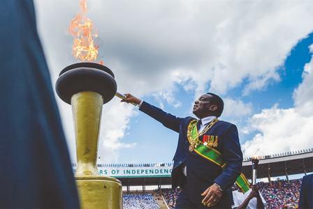 Zimbabwe marks first independence day without Mugabe