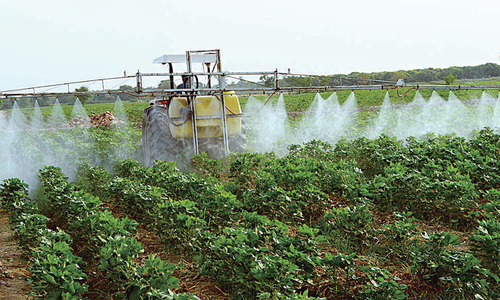 Agriculture package on the cards