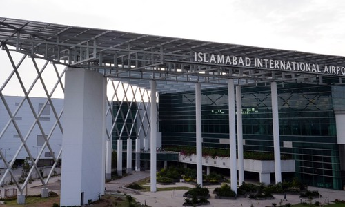 In pictures: New and shiny Islamabad International Airport gets final touches ahead of inauguration