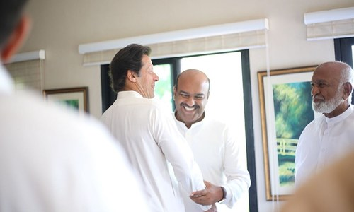 PPP's Nadeem Afzal Chan joins PTI: sources