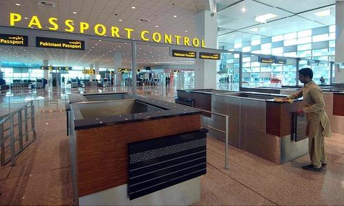 اسلام آباد انٹرنیشنل ایئرپورٹ کا افتتاح 3 مئی کو متوقع