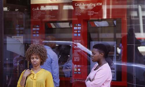 Cell phones, biometrics fuel jump in bank account ownership