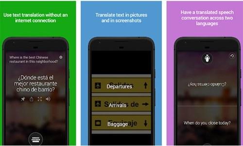 اے آئی ٹیکنالوجی سے لیس مائیکرو سافٹ ٹرانسلیٹر ایپ