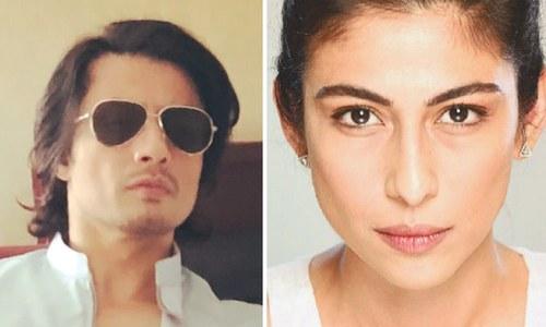 Singer Meesha Shafi accuses Ali Zafar of sexual harassment