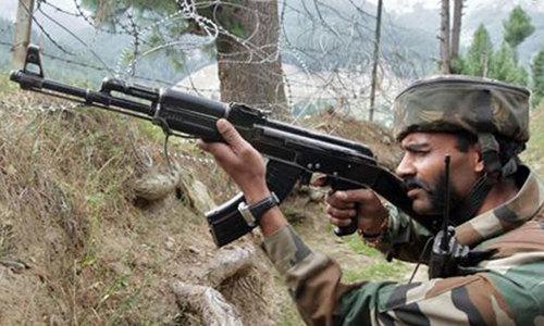 لائن آف کنٹرول پر بھارتی فوجیوں کی فائرنگ سے زخمی لڑکی چل بسی