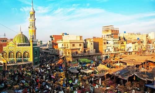 Lahore's diverse culture has been buried under its brick and concrete development