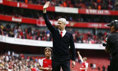 End of an era as Arsenal and Arsene Wenger decide to part ways
