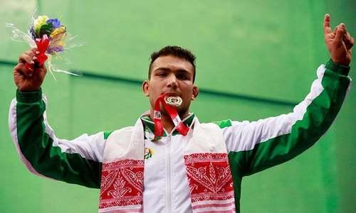 ریسلر انعام نے اولمپک گولڈ میڈل کو ہدف بنا لیا