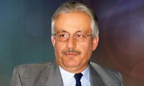 رضاربانی کی اسلام آباد ائرپورٹ کے نام کی تبدیلی پر تنقید
