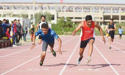 Larkana, Hyderabad, Shaheed Benazirabad make semis