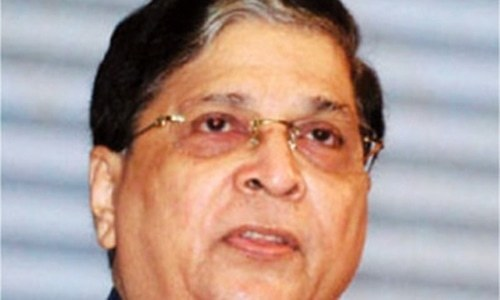 Opposition moves to impeach chief justice of India