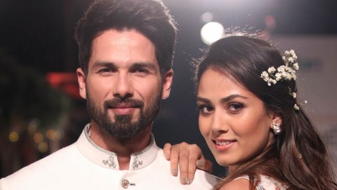 Shahid Kapoor confirms that he and Mira Rajput are expecting their second child