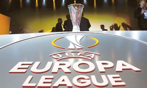 Stolen Europa League trophy was not damaged: UEFA