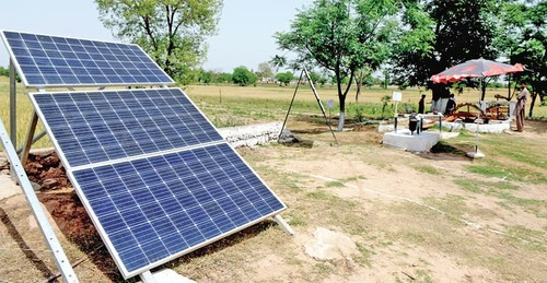 Solar power could mean a bright future for Potohar's farmers