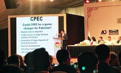 CPEC Summit speakers share experiences, stress mutual benefits of economic corridor