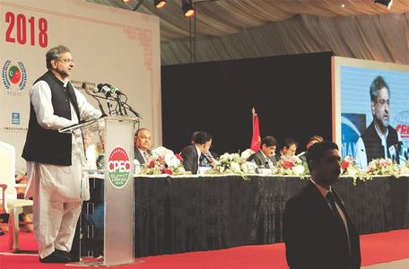 PM hails CPEC as springboard for development