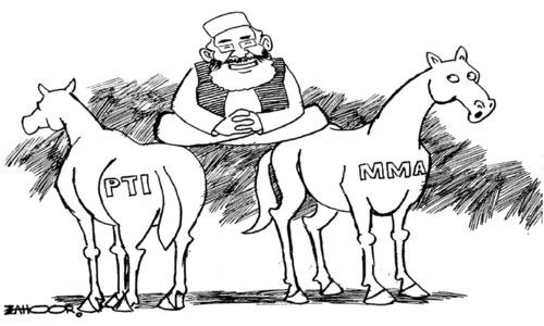 Cartoon: 24 April, 2018