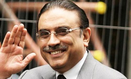 SC issues notices to Musharraf, Zardari