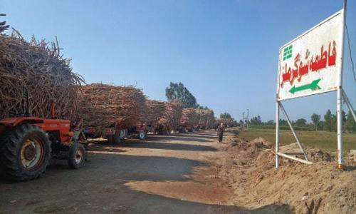 SC summons sugar mills owners over non-payment to farmers