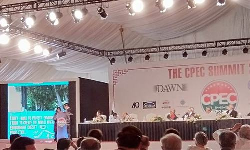Ministry for logistics and transport suggested in CPEC Summit