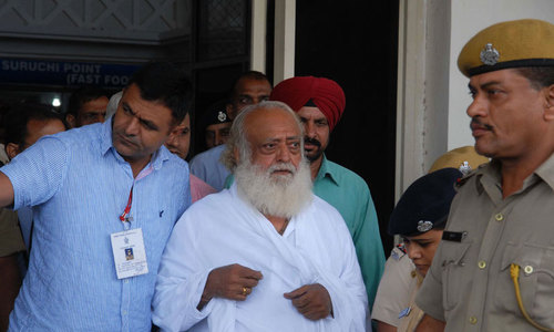 Indian court finds spiritual guru Asaram Bapu guilty of raping devotee