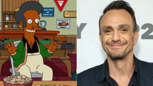 I want to see South Asian writers in the writers room: Hank Azaria, voice of Apu in The Simpsons