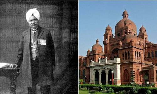 Lahore owes Hindu philanthropist Ganga Ram more than it would care to admit