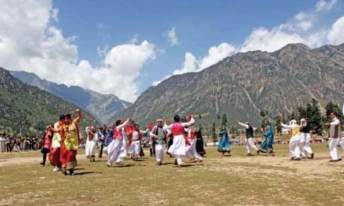 پاکستان میں سیاحت میں 300 گنا اضافہ