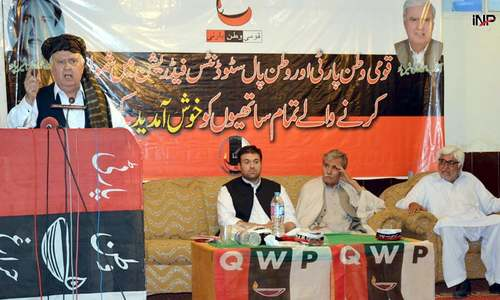 Centre-province conflict not good for country: Sherpao