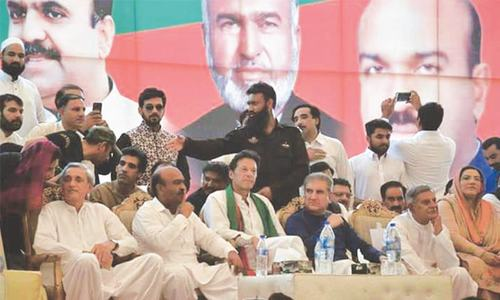 PTI to end poverty, make Pakistan a welfare state: Imran