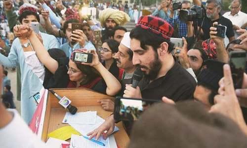 پشتون تحفظ موومنٹ کا قبائلی جرگہ سے مذاکرات جاری رکھنے کا اعلان