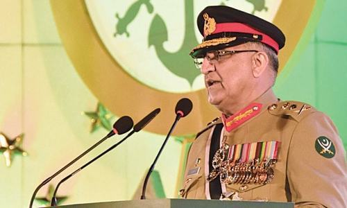 Pakistan wants to avoid zero-sum game: Bajwa