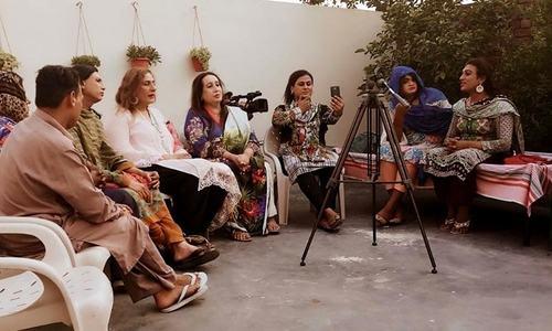 لاہور:خواجہ سراؤں کیلئے اسکول کے بعد پہلا اولڈ ایج ہوم بھی تیار