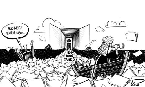 Cartoon: 27 April, 2018