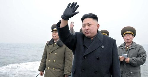 Kim Jong Un to set foot on South Korean soil today