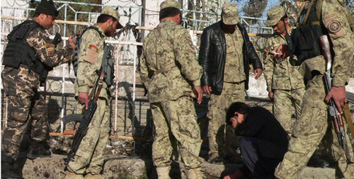 Taliban kill seven soldiers, deputy governor in Afghanistan