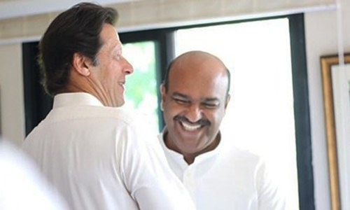 Nadeem Afzal Chan finds his lost voice