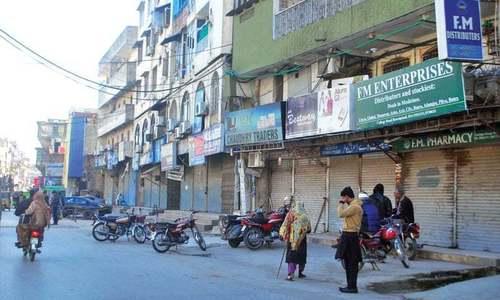 Chemists observe strike across Punjab