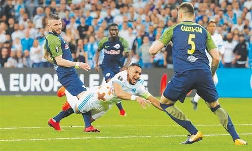 Griezmann punishes Arsenal; Payet inspires Marseille