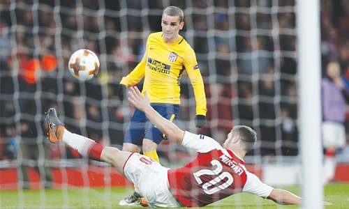 Griezmann punishes Arsenal; Payet inspires Marseille