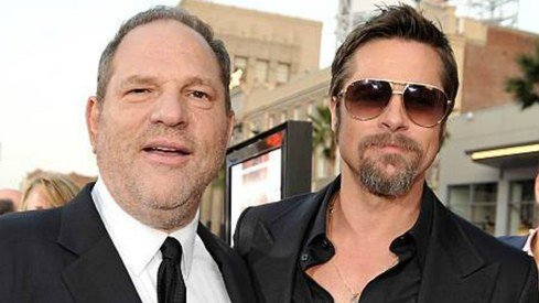 Brad Pitt will produce a movie about the New York Times' Weinstein investigation