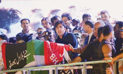 PPP won't allow 'outsiders' to run Karachi: Bilawal