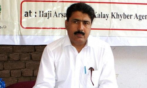 Shakeel Afridi undergoes medical check-up