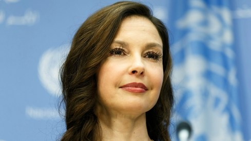 Healing is our birthright, says Ashley Judd to sexual assault survivors