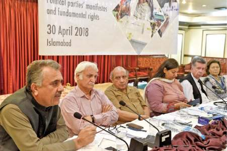 All parties should draft common human rights charter: Babar