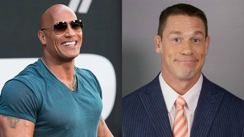 Dwayne Johnson is 'so excited' to start working with John Cena on upcoming film