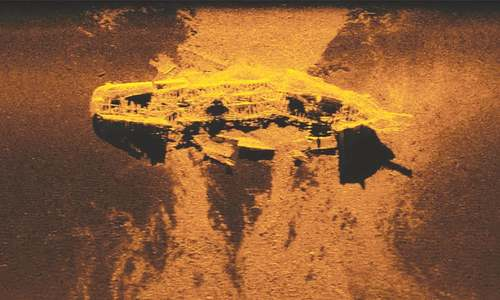 Shipwrecks found during MH370 search identified